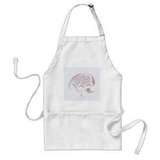 Artistic Brain Standard Apron