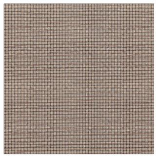 Artistic Burlap Brown Beige Tan Weave Funky Fabric
