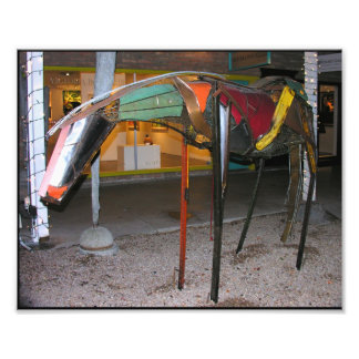 Artistic Colorful Horse Art Photograph