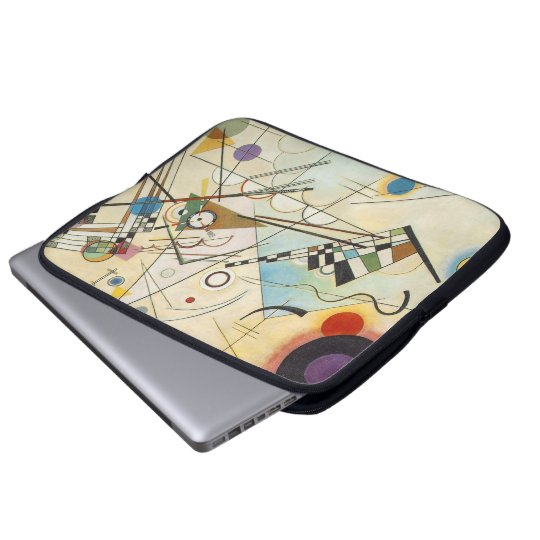 Artistic creation - laptop sleeve