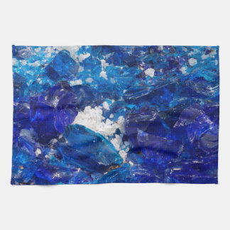 artistic creations with glass towels