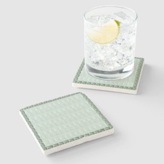 ArtistIC CRYSTAL Stone Print - MARBLE FUN Coaster Stone Beverage Coaster