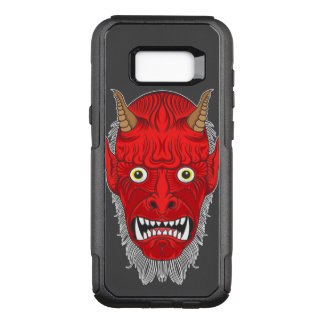 Artistic Demon OtterBox Commuter Samsung Galaxy S8+ Case