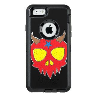 Artistic Demon Skull OtterBox iPhone 6/6s Case