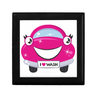 ARTISTIC DESIGNERS TSHIRT WITH PINK CAR GIFT BOX