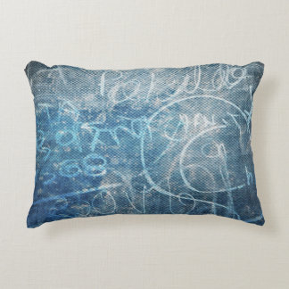 Artistic Doodle Drawing - Abstract Sketch Art Decorative Cushion