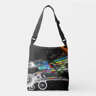 Artistic Draw Crossbody Bag