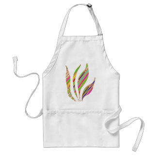 Artistic FIRE FLAME Keep spiritual energy flowing Aprons