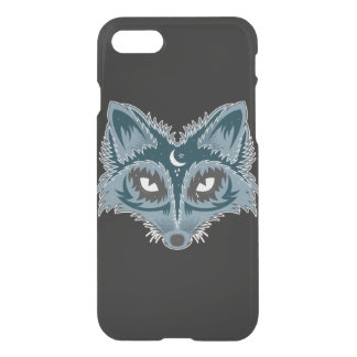 Artistic Fox iPhone 7 Case