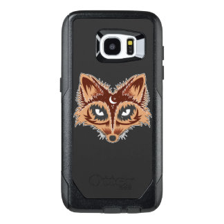 Artistic Fox OtterBox Samsung Galaxy S7 Edge Case