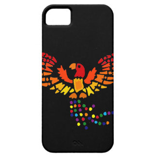 Artistic Fun Phoenix Rising Abstract Art Case For The iPhone 5