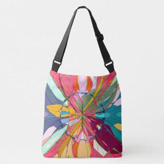 Artistic Geometry Tote Bag