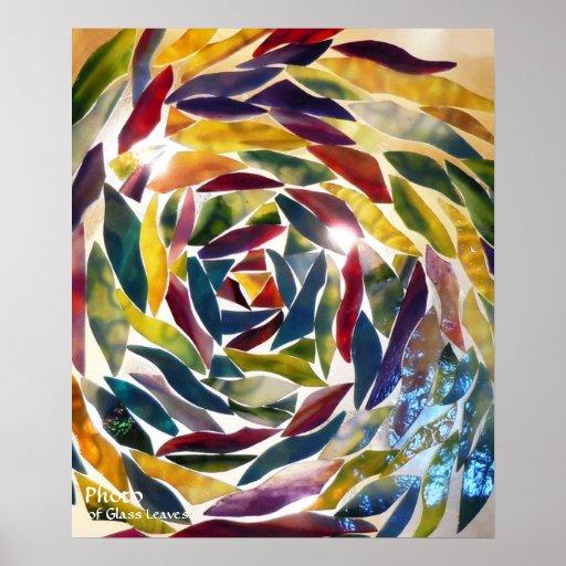Artistic Glass Photo Modern Art Wallpaper Posters