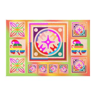 Artistic graphic n digital designs by Navin joshi Canvas Prints