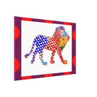 Artistic graphic n digital designs by Navin joshi Canvas Print