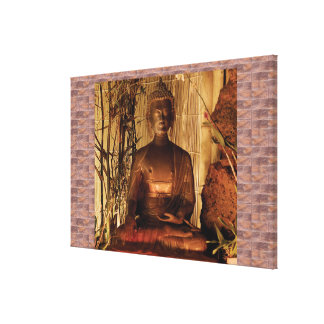 Artistic graphic n digital designs by Navin joshi Stretched Canvas Prints