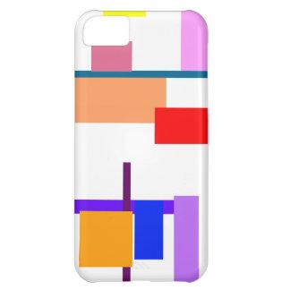 Artistic Minimal Art iPhone 5C Case