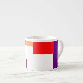 Artistic Minimal Art Espresso Mug