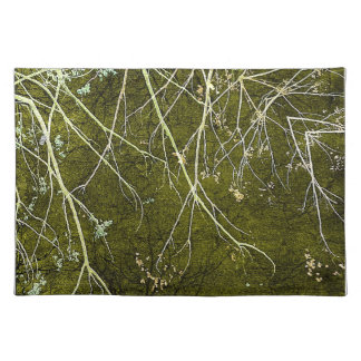 Artistic Nature Composition Place Mat