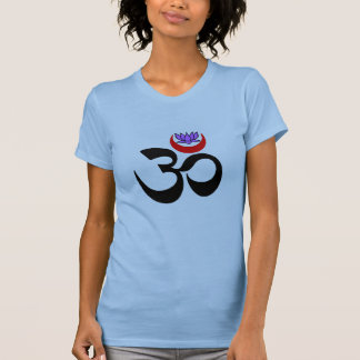 Artistic Om - Women's Yoga T-Shirts
