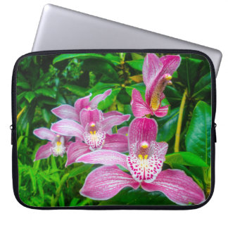 Artistic orchid cover