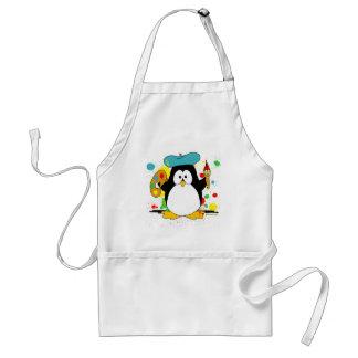 Artistic Penguin Standard Apron