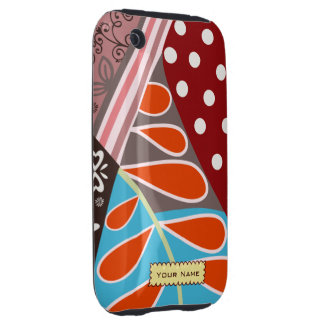Artistic Personalized iPhone 3G/3GS Case iPhone 3 Tough Case