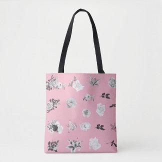 Artistic Romance design tote Bag