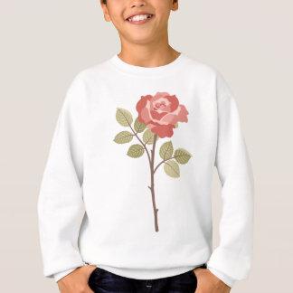 Artistic Rose Sweatshirt
