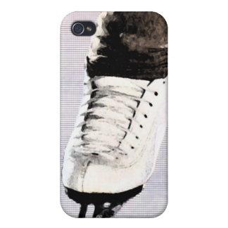 Artistic Skates iPhone 4/4S Cases