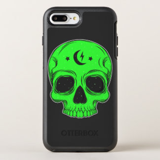 Artistic Skull OtterBox Symmetry iPhone 8 Plus/7 Plus Case