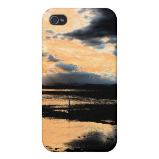 Artistic Sky Covers For iPhone 4