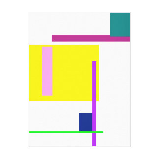 Artistic Space Blank Stretched Canvas Prints
