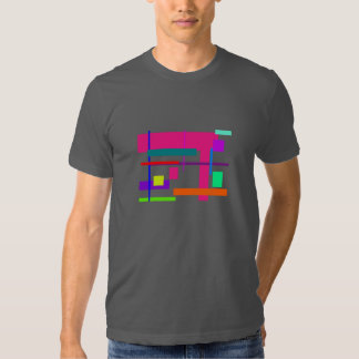 Artistic Space Bold Pink Tee Shirt