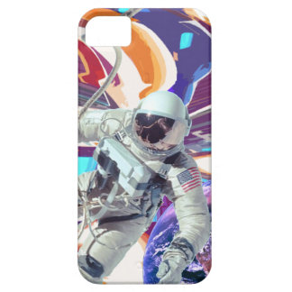 Artistic space NASA iPhone cover version 5/5s