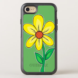 Artistic Spring Flower OtterBox Symmetry iPhone 7 Case