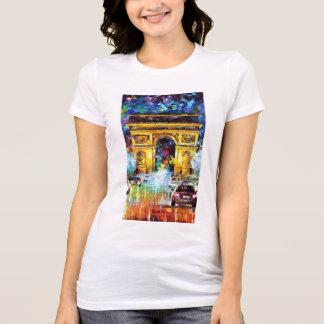 Artistic still life t-shirt