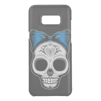 Artistic Sugar Skull Uncommon Samsung Galaxy S8 Plus Case