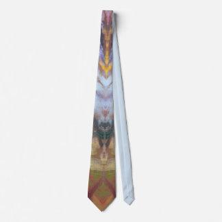 Artistic tie  original art work
