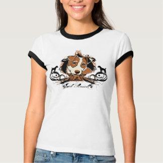 Artistic Urban Jack Russell Terrier T-Shirt