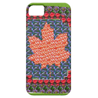 ARTISTIC vers PROUD Canadian MAPLE LEAF lowprice iPhone 5 Cover