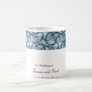 Artistic Wedding Mug