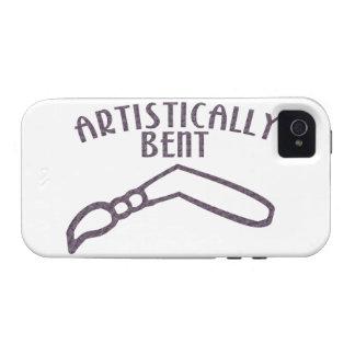 Artistically Bent Case-Mate iPhone 4 Case