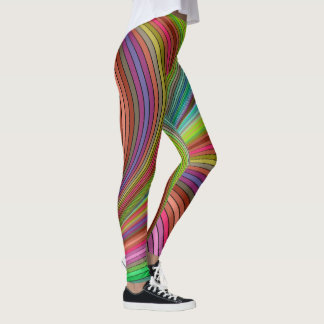 Artistically Colorful! Leggings