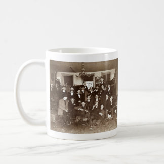 Artists and Friends of John French Sloan in Studio Coffee Mug