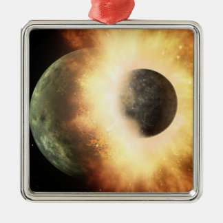 Artist's concept of a celestial body christmas tree ornaments