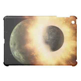 Artist's concept of a celestial body iPad mini cases