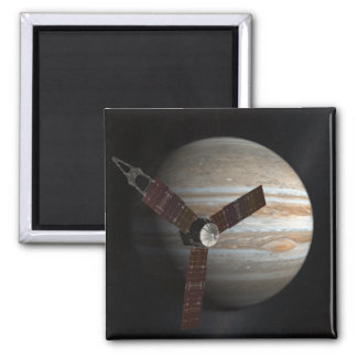 Artist's concept of the Juno spacecraft Magnet