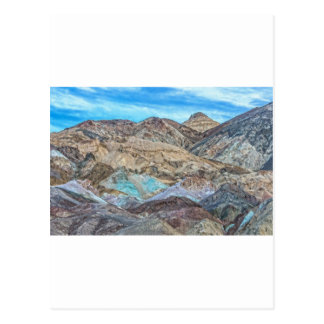 (Artist's Palette) Death Valley National Park Postcard
