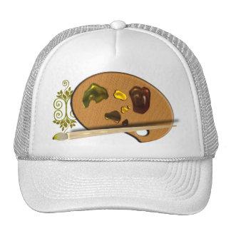 Artists Palette Trucker Hat